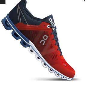 On Cloud🔴Running shoes Men's Sz 9
